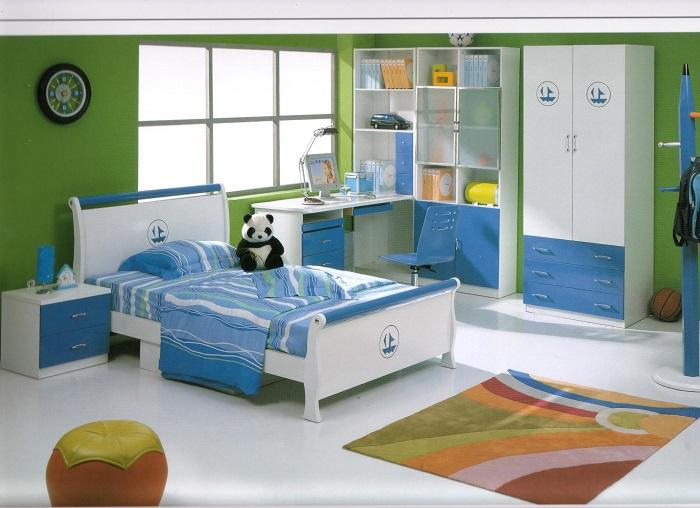 Một số điều ba mẹ cần lưu ý khi chọn giường ngủ cho bé-3