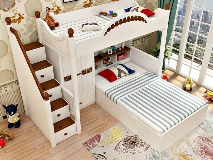 Một số điều ba mẹ cần lưu ý khi chọn giường ngủ cho bé-4