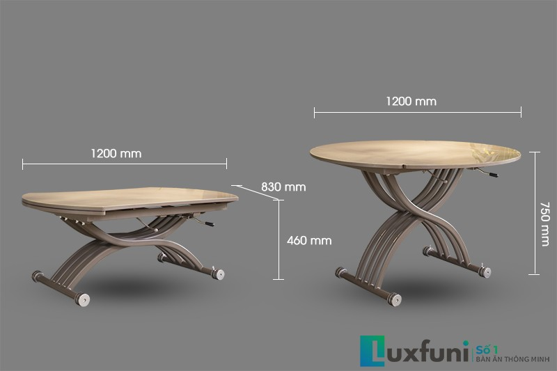 [Bí quyết] chọn bàn ăn đẹp cho không gian hiện đại-2