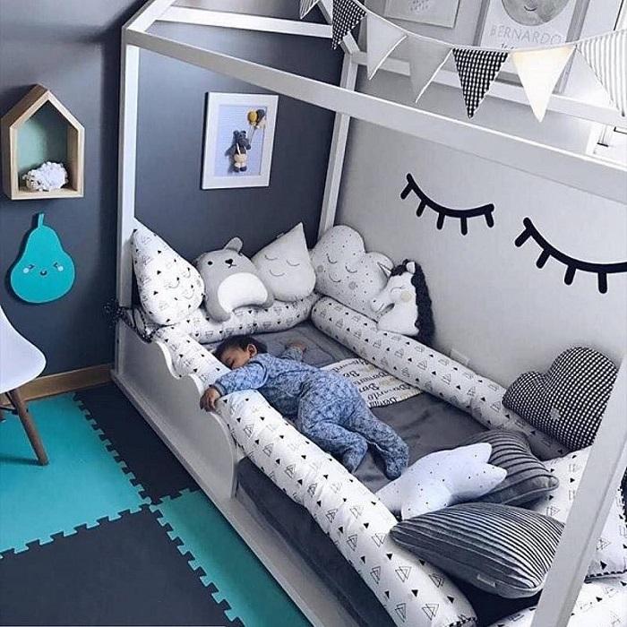Một số điều ba mẹ cần lưu ý khi chọn giường ngủ cho bé-12