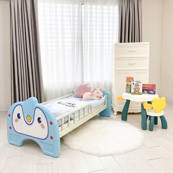 Một số điều ba mẹ cần lưu ý khi chọn giường ngủ cho bé-9