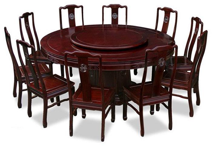 Mẫu bàn 10 ghế