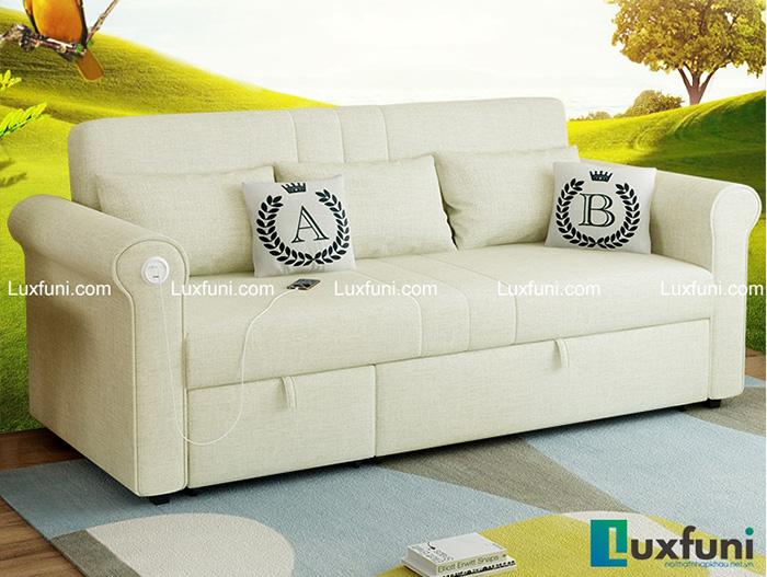 Sofa giường thông minh 7008 đặt phòng khách