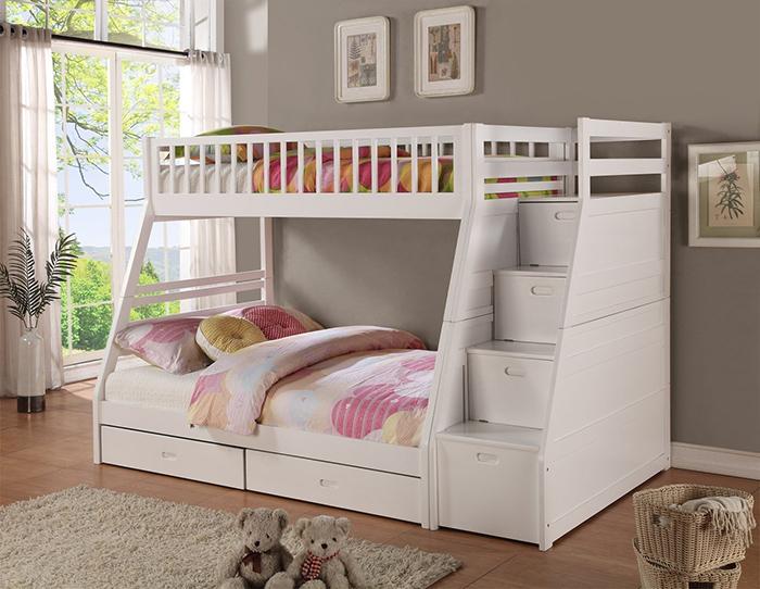 Tiêu chuẩn chọn kích thước giường tầng cho bé