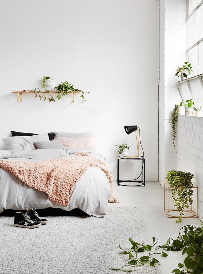 Mẫu phòng ngủ từ thiên nhiên