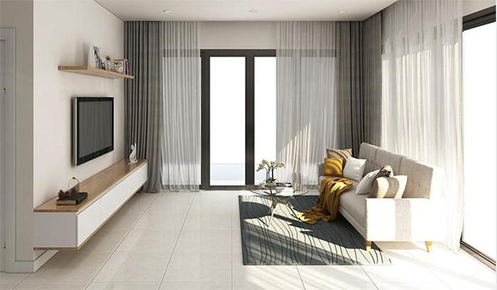 Không gian nội thất đẹp và chất cho tín đồ của sự đẹp hiện đại