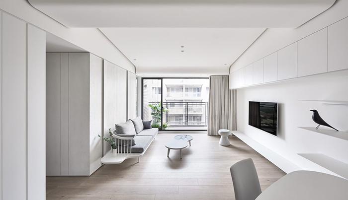Phòng khách nội thất hiện đại
